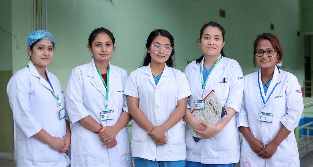 NKFMH Nurses