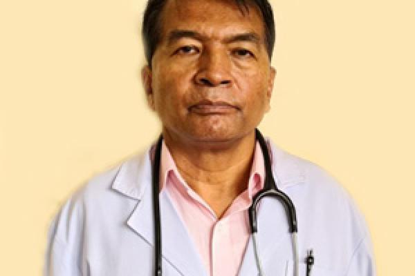 Prof. Dr. Nhuchhe Man Singh Dangol