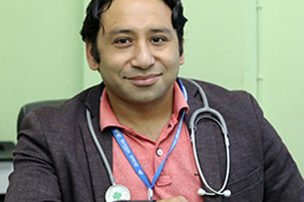 Dr. Bikesh Khambu