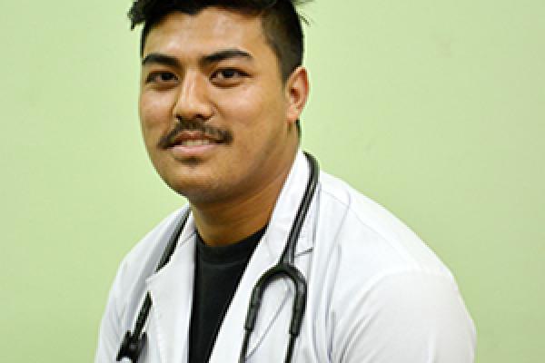 Dr. Arjun Lakhe