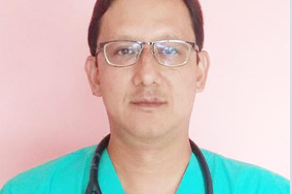 Dr. Sanjaya Kumar Shrestha