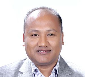 Mayor Mr. Madan Sundar (Jagulu) Shrestha