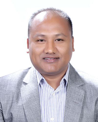 Mayor Madan Sundar Shrestha