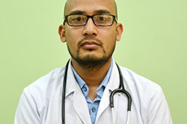 Dr. Loojah Nani Shrestha