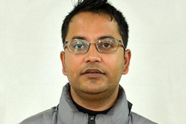 Dr. Santosh Pokharel
