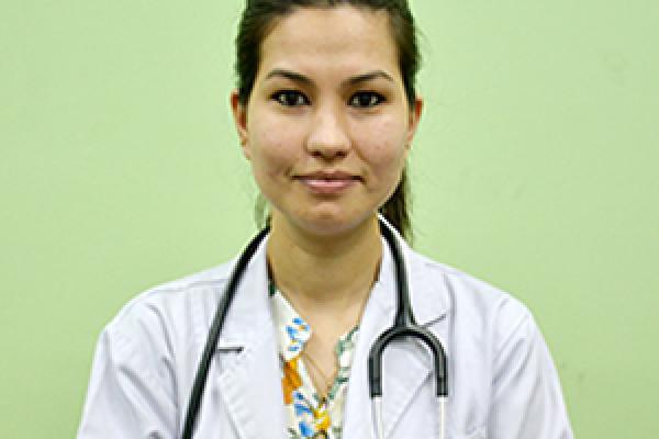 Dr. Alina Shrestha