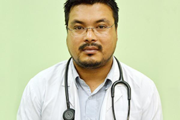 Dr. Binod Shrestha