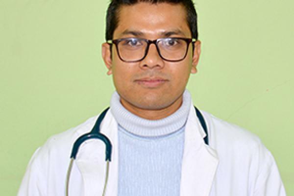 Dr. Bimlesh Shrestha