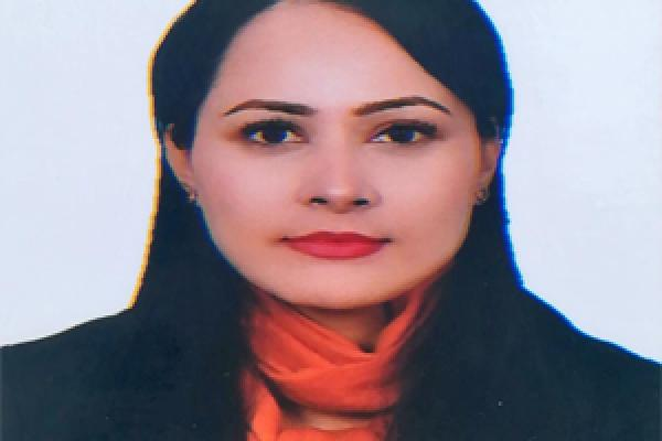 Dr. Anisha Tiwari