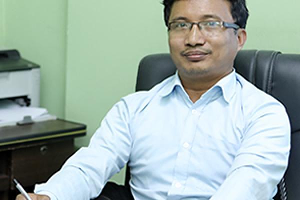 Dr. Shree Krishna Shrestha